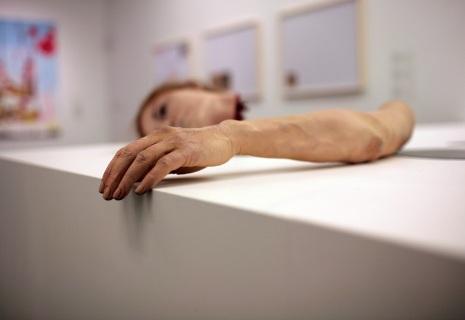 Kunst von Mathilde ter Heijne. Foto: Matthias Bernold