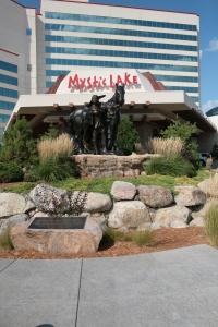 The Mystic Lake Casino