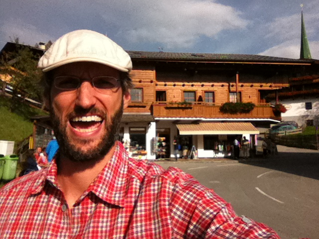 Vortrag in Alpbach im August2012