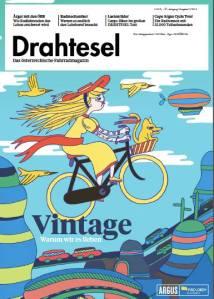 DRAHTESEL – das österreichische Fahrrad-Magazin