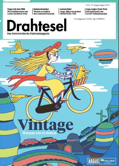 DRAHTESEL 2.0 – Die RelaunchParty